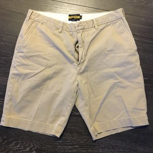 Polo Khaki Shorts